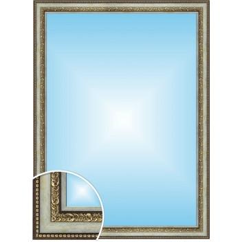Зеркало в багете М 4218-01 (80см х 60см)