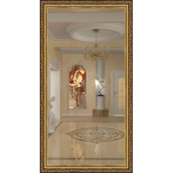 Зеркало в багете В 5836-05 (130 см х 70 см)
