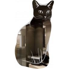 Зеркало в виде кошки MO 35 (80 см х 45,5 см)