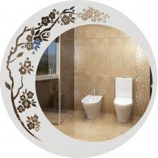 Зеркало в ванную  MO 37 (50 см х 50 см)