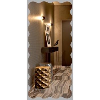 Зеркало с декором MO 40 (130 см х 60 см)