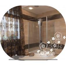 Зеркало с декором  MO 46 (50 см х 60 см)