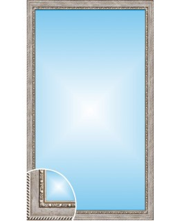Зеркало в багете В 2915-12 (130см х 70см)