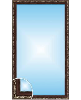 Зеркало в багете В 3418-06 (130см х 70см)