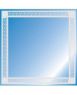 Квадратное зеркало MO 30 (60см х 60см)