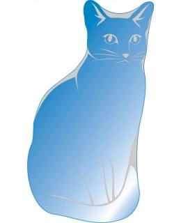 Зеркало в виде кошки MO 35 (80см х 45,5см)