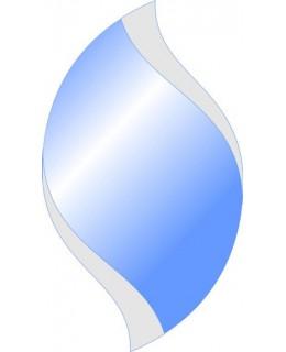 Зеркало настенное  MO 38 (70см х 40см)