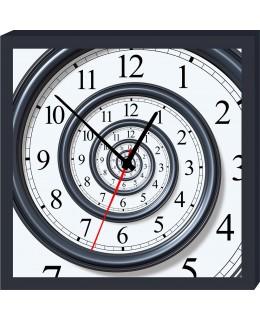 Модульные картины с часами  H 006 (30см х 30см)