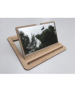Подставка под планшет с зеркалом