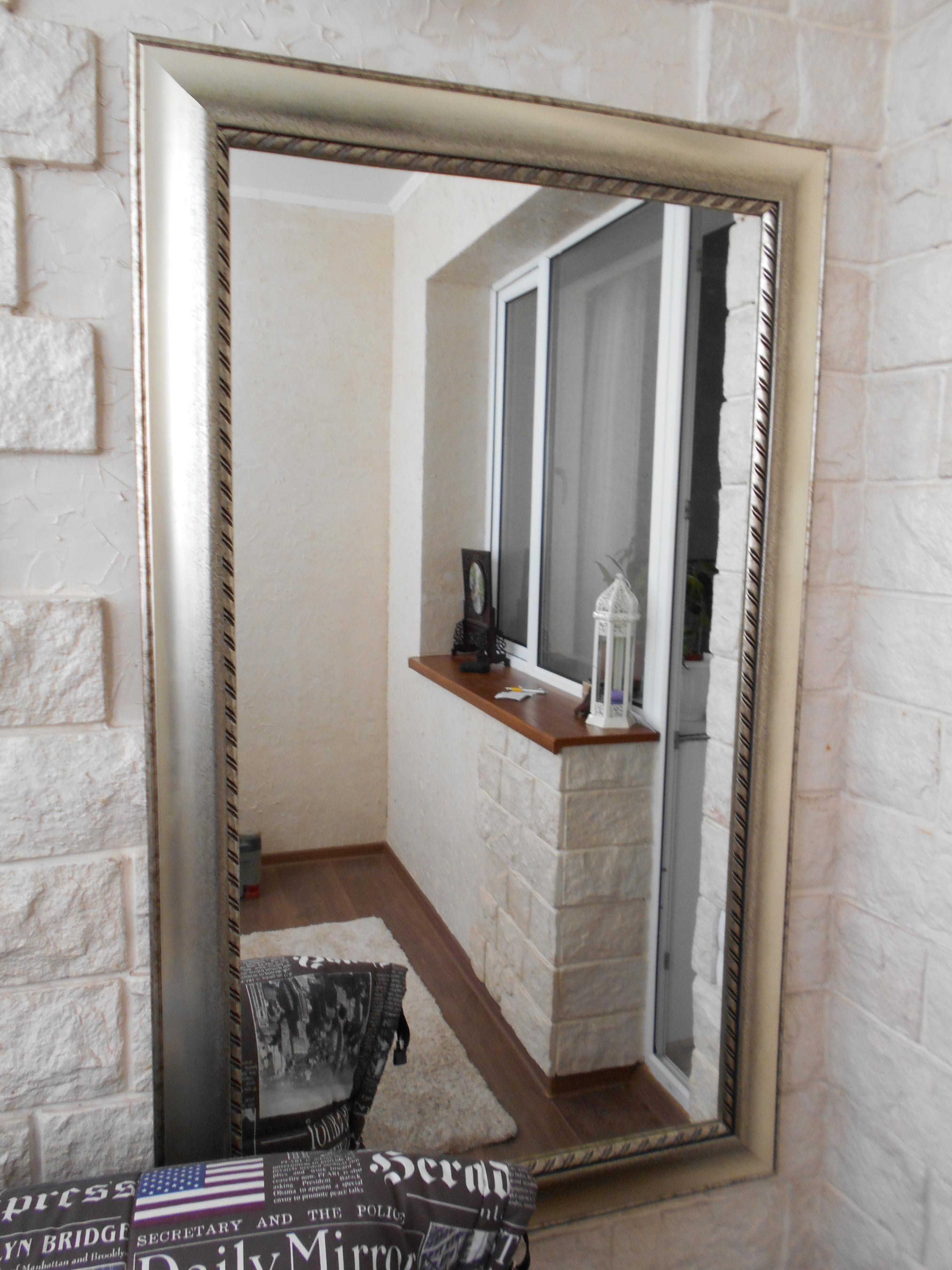 Зеркало в раме – как произведение искусства. Сами рамы изготовляют из наилучшего декоративного багетного профиля.